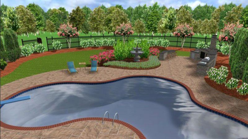 Landscape Designing